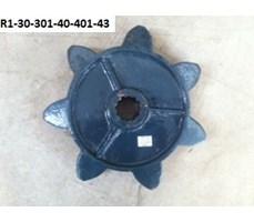 Bánh sao máy gặt Kubota R1-30-301-40-401-43