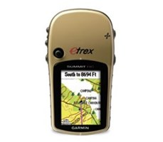 Máy định vị cầm tay GPS Garmin eTrex Summit HC