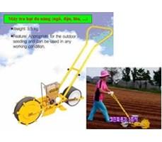 Máy tra hạt ngô và gieo trồng hạt