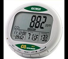Máy đo khí CO2 nhiệt độ và độ ẩm Extech CO210