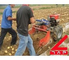 Máy thu hoạch tỏi - khoai tây - khoai lang