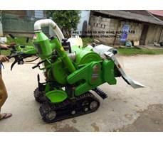 Máy gặt lúa cầm tay 4LZ-0.3 Chạy dầu