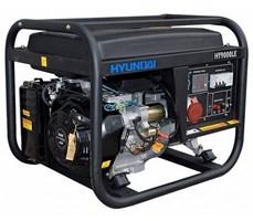 Máy Phát Điện Hyundai HY10000LE -3