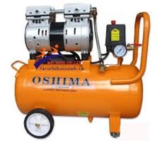Máy nén khí OSHIMA 24L - KHÔNG DẦU