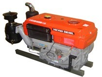Động cơ diesel EV2400 (có đèn)