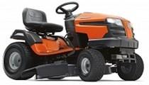 Máy cắt cỏ  có người lái Husqvarna LT 154 (chưa bao gồm thùng gom cỏ)