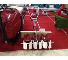 Máy làm cỏ lúa 2 hàng XL1K23