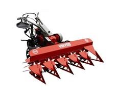 Máy gặt lúa xếp dãy VPR 150 động cơ VIKYNO