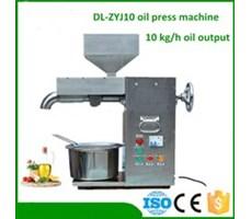 Máy ép dầu  thực vật model: DL-ZYJ10