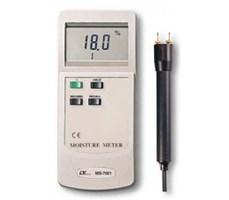 Máy đo độ ẩm LUTRON MS-7001