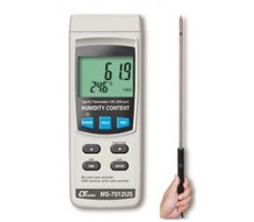 Máy đo độ ẩm vật liệu LUTRON MS-7000HA