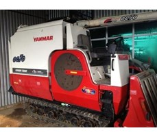 Máy gặt đập liên hợp Yanmar GC70