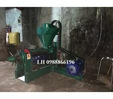Máy ép dầu thực vật, máy ép dầu lạc, dầu vừng, đậu nành Guangxin YZYX70