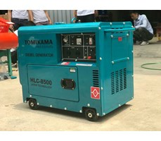 Máy phát điện Tomikama HLC 8500