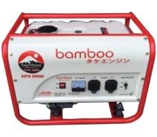Máy phát điện Bamboo 3600 E (2,5kw; xăng; đề )