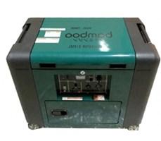 Máy phát điện cách âm BmB 7800E (5KW; dầu; chống ồn)