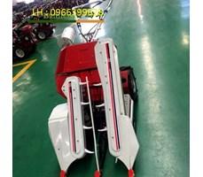 Máy gặt lúa mini tự bó  Kamast 4K-50