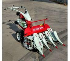 Máy gặt tự bó Kamast  chạy xăng  4K-90