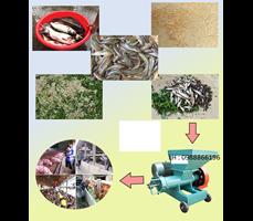 Máy đùn cám cá ,ngô ,khoai ,xương gà ,vịt ,bò Kamast 2019
