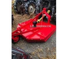 Dàn cắt cỏ lắp sau máy cày