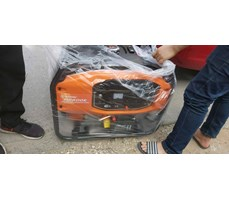 Máy phát điện Huspanda H6600E đề nổ
