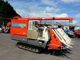 Máy gặt đập liên hợp Kubota Sr-40