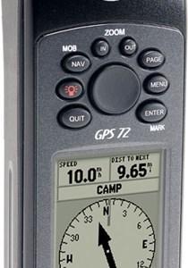 Máy đo diện tích  Garmin GPS 72H