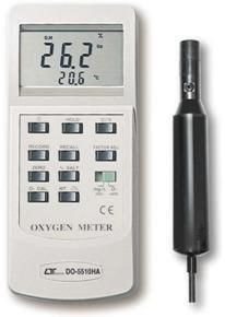 Máy đo nồng độ khí O2 LUTRON DO-5510HA