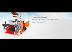 Máy gặt đập Kubota CK60/CK68/CK70/CK95