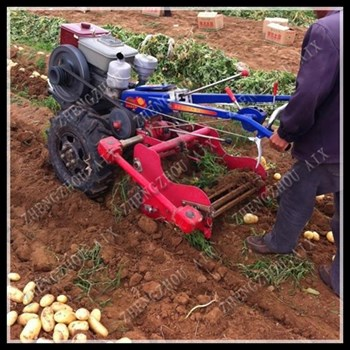Máy thu hoạch khoai tây