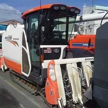 Máy gặt đập liên hợp Kubota J08