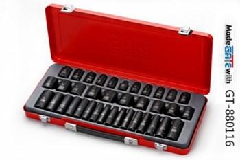Bộ khẩu tay vặn tổng hợp 121 chi tiết CR-V121