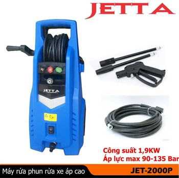 Máy rửa xe mini JET-2000P