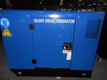 Máy phát điện hyundai DHY12000SE 1 pha 10kva