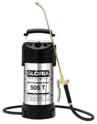 Bình xịt hóa chất đeo vai Gloria 505T ( ĐỨC )