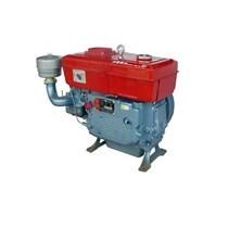 Động cơ Diesel D6 làm mát bằng nước
