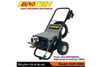 Máy xịt rửa xe 5.5 KW EUROTECH - ITALY