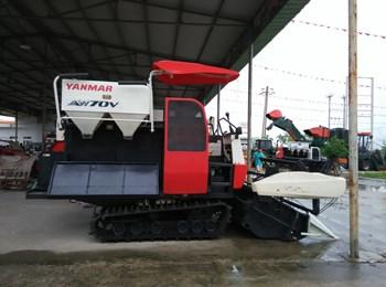 Máy gặt đập liên hợp Yanmar AW70V