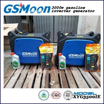 Máy phát điên xách tay GSMON Model: XYG3500I