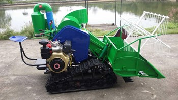 Máy gặt đập liên Hoàn 4LZ-0.8