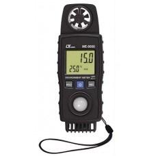 Thiết bị tốc độ gió, ánh sáng, nhiệt độ, độ ẩm môi trường EM-9000