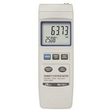 Máy đo độ ẩm ngũ cốc, ngô, gạo. Bông, giấy .. LUTRON MS-7011