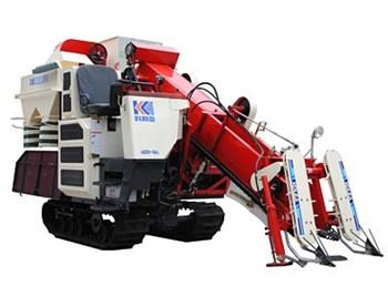 Máy thu hoạch lạc liên hoàn 4HB-2A
