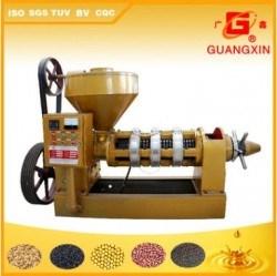 Máy ép dầu thực vật, máy ép dầu lạc, dầu vừng, đậu nành Guangxin YZYX140WK (18,5KW-22KW)