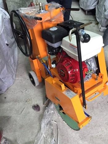 Máy cắt betong KC12 Lắp động cơ honda thái gx160