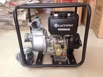 Máy bơm nước chạy dầu diesel 3.8KW/Lutian:80KB*3