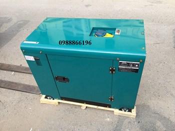 Máy phát điện Bambo BmB 9800A có ATS