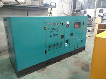 Máy phát điện cách âm BMB 12000A