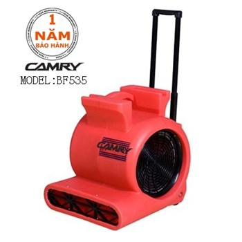 Quạt sấy thảm 3 cấp CAMRY BF535