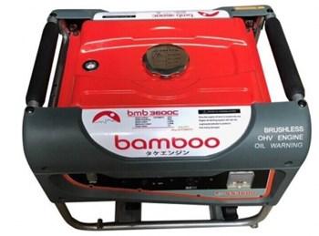 Máy phát điện Bamboo 3600C (2,5kw xăng, giật tay)